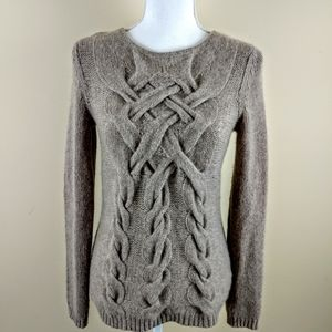 Laundry by Shelli Segal 100% Cashmere Sweater Sz S